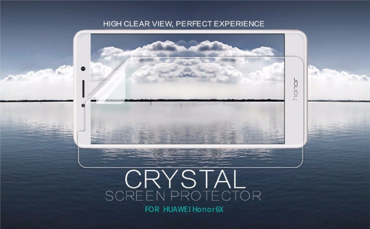 "Nillkin screen protector film for Huawei Honor 6X (5.5"")"