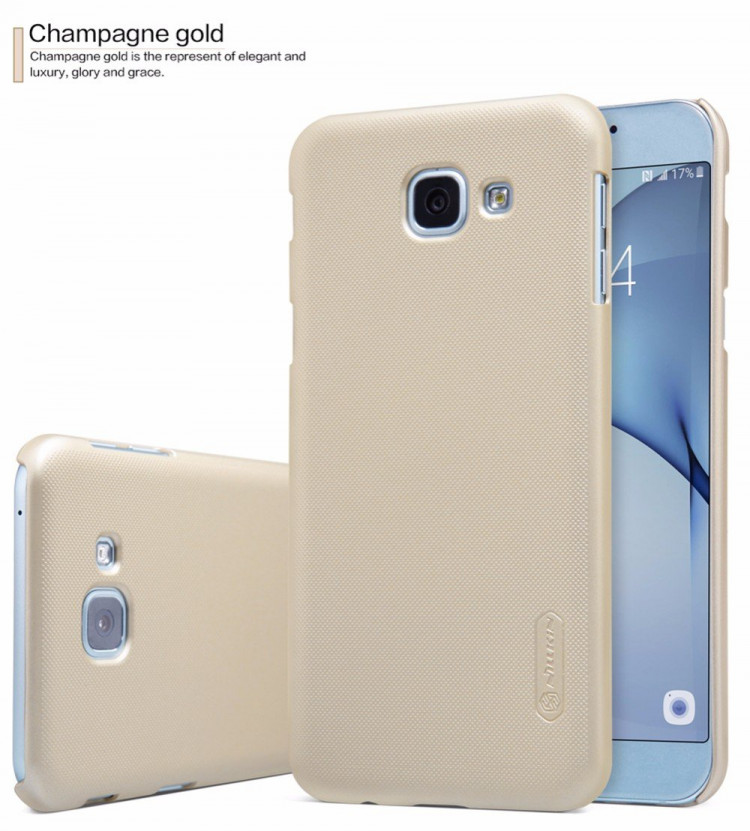 "Nillkin super frosted shield case for Samsung Galaxy A8 (2016) (5.7"")"