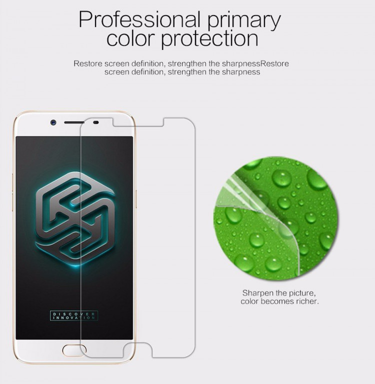 "Nillkin screen protector film for OPPO R9s (5.5"")"
