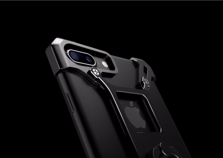 "Nillkin Barde metal case with ring for Apple iPhone 7 (4.7""), iPhone 7 Plus (5.5"")"