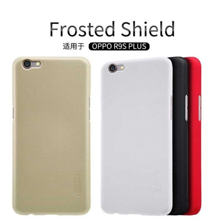 "Nillkin super frosted shield case for Oppo r9s plus (6.0"")"