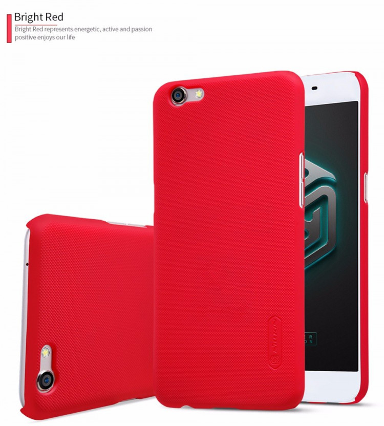 """Nillkin super frosted shield case for Oppo r9s plus (6.0"""")"""