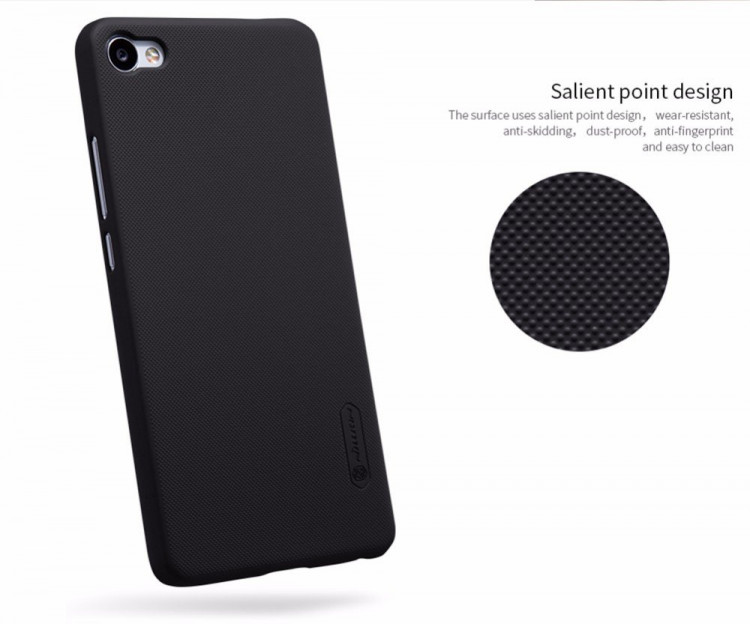 "Nillkin super frosted shield case for Meizu Meilan X (5.5"")"
