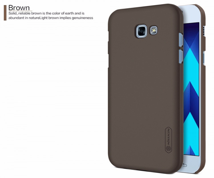 "Nillkin Super Frosted Shield Case for Samsung Galaxy A5 (2017) (5.2"")"