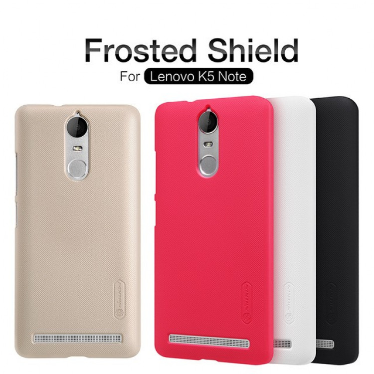 Nillkin super frosted shield case for Lenovo K6 Power (5.0)