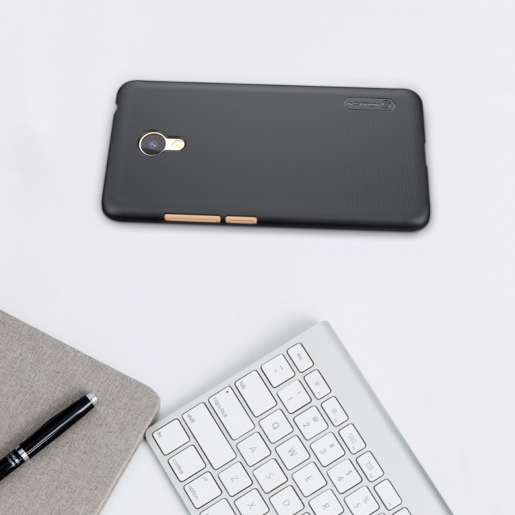 Nillkin super frosted shield case for Meizu M5C, Meizu M5 C (5.0)