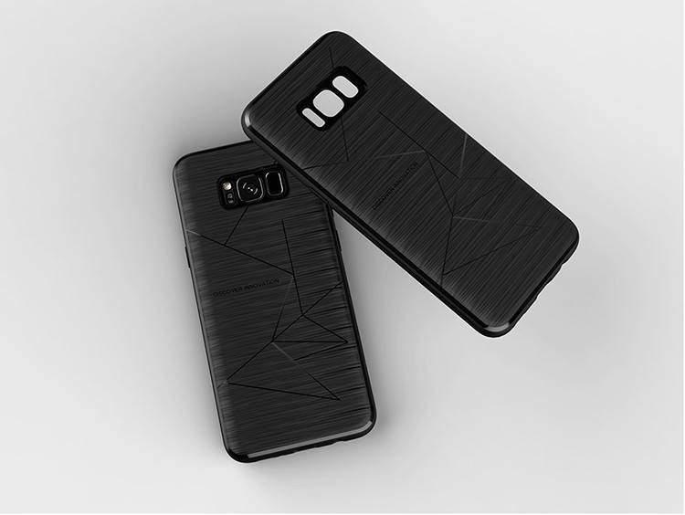 Nillkin Magic Qi charge case for Samsung Galaxy S8 (5.8), Galaxy S8 Plus (6.2)