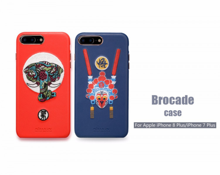 Nillkin Brocade Chinese style case for Apple iPhone 8 Plus (5.5)