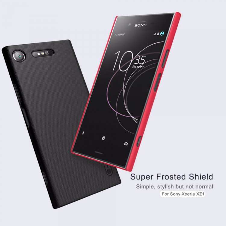 Nillkin Super Frosted Shield Case for Sony Xperia XZ1 (5.2)