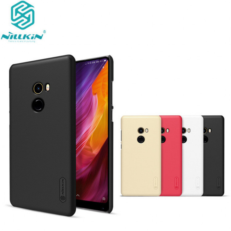 Nillkin super frosted shield case for Xiaomi MIX 2 (5.99)