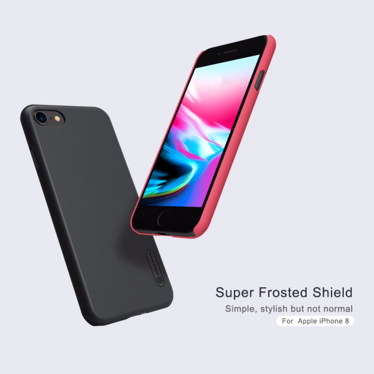 Nillkin super frosted shield case for Apple iPhone 8 (4.7)