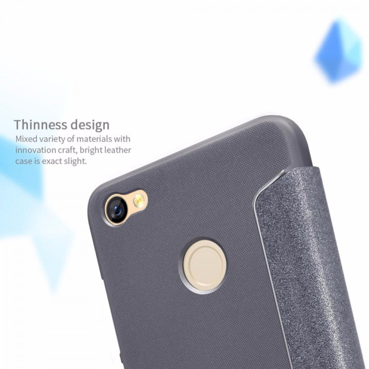 Nillkin Sparkle series case for Xiaomi Redmi Note 5a pro (5.5)