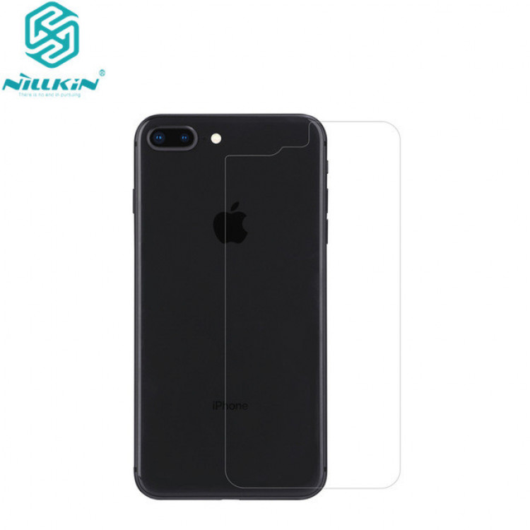 low priced 29f85 51c0d Nillkin back cover glass protector for Apple iPhone 8, iPhone 8 Plus (index  H)