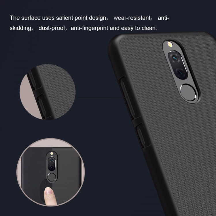 Nillkin super frosted shield case for Huawei Nova 2i (5.9)