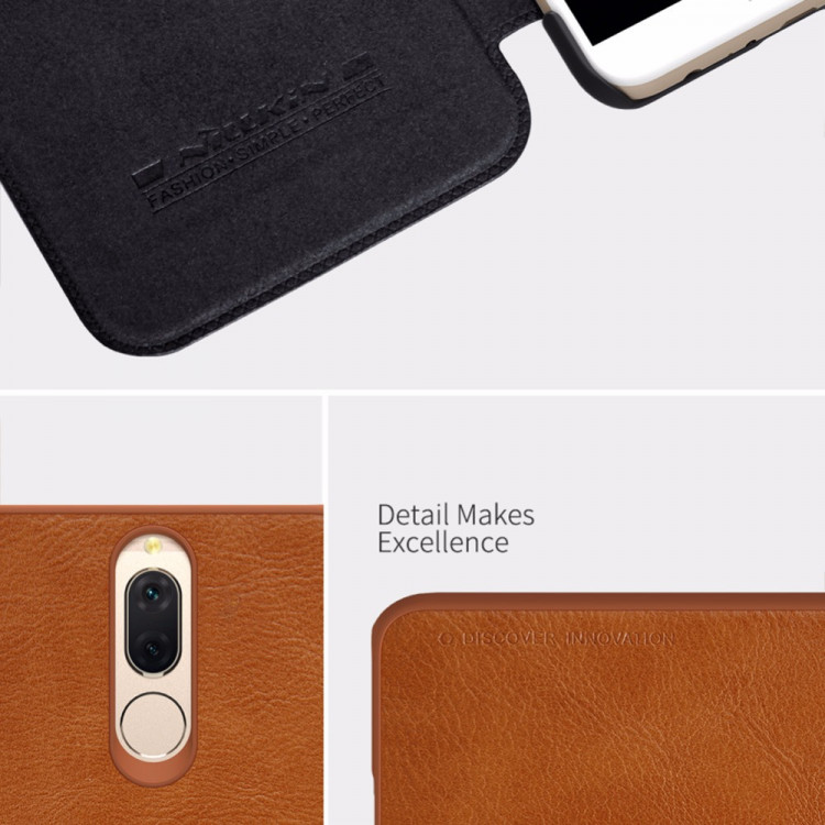 Nillkin Qin Series case for Huawei Nova 2i (5.9)