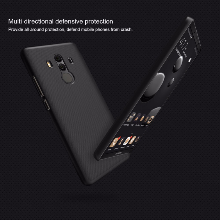 Nillkin super frosted shield case for Huawei mate 10 Pro (6.0)
