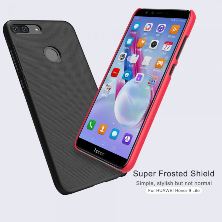 Nillkin Super Frosted Shield Case for Huawei Honor 9 Lite (5.65)