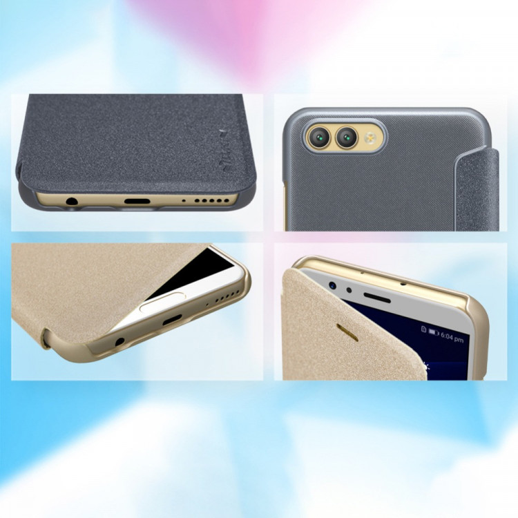 Nillkin Sparkle series case for Huawei Honor V10 (5.99)