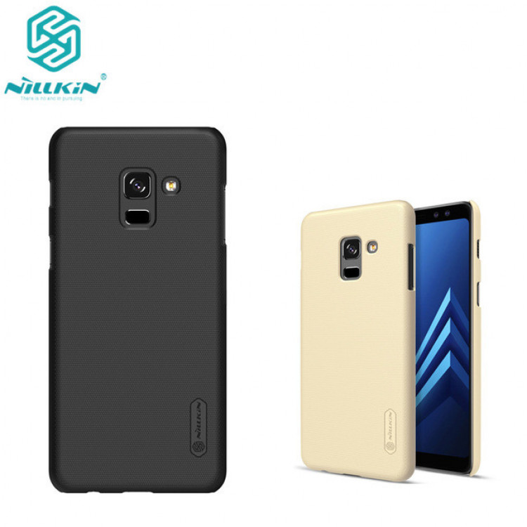huge selection of df3f0 6987f Nillkin Super Frosted Shield Case for Samsung Galaxy A8 plus 2018 (6.0)
