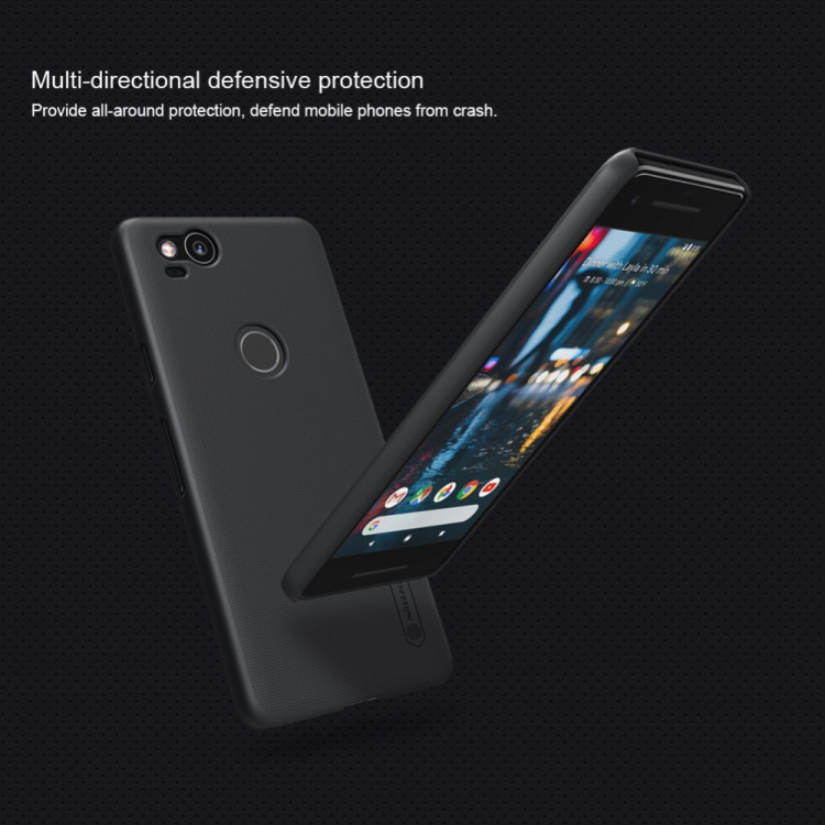 Nillkin super frosted shield case for Google Pixel 2 (5.0)