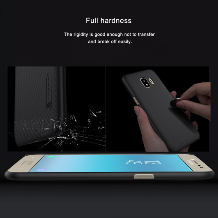 Nillkin super frosted shield case for Samsung Galaxy J2 Pro 2018 (5.0)