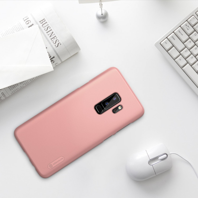 Nillkin Super Frosted Shield Case for Samsung Galaxy S9 (5.8), Galaxy S9 Plus (6.2)