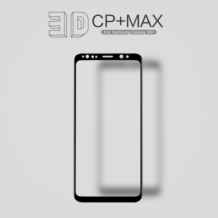 Nillkin glass screen protector for Samsung Galaxy S9 (5.8), Galaxy S9 Plus (6.2) (index CP+MAX)