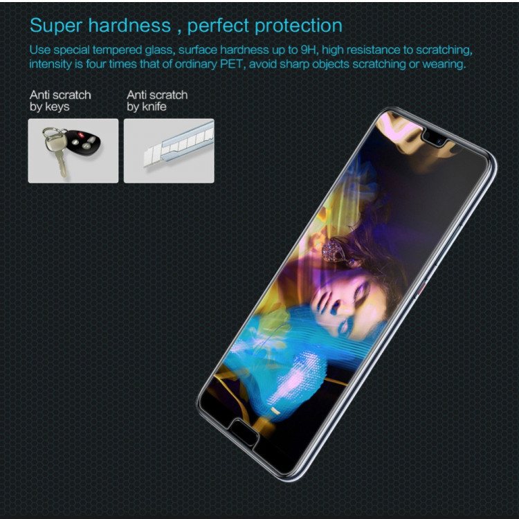 Nillkin glass screen protector for Huawei P20 (5.7 ) (index H)