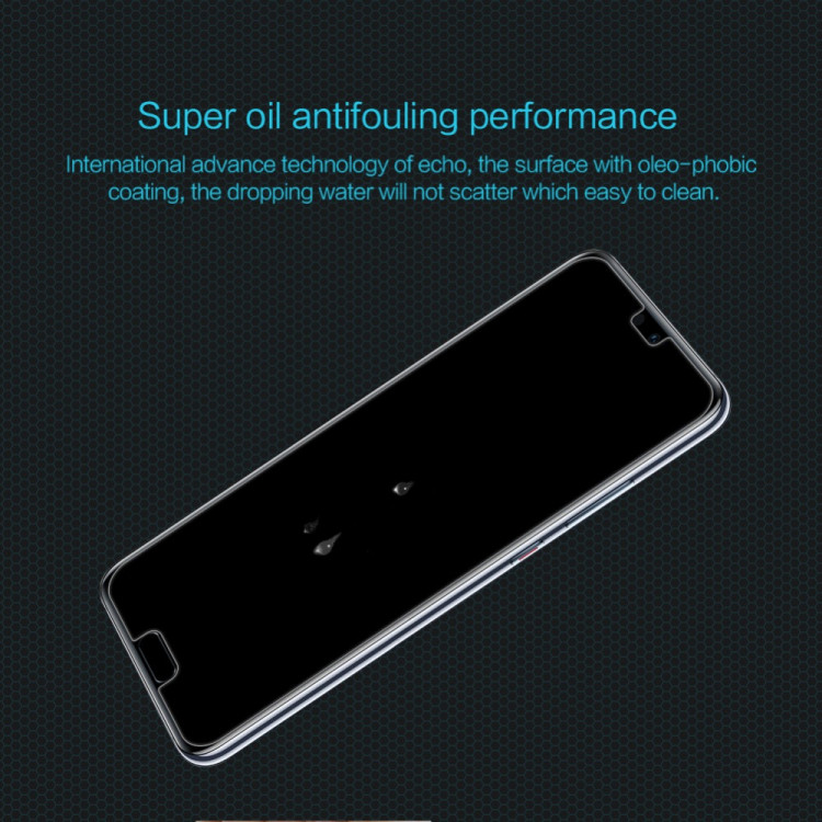 Nillkin glass screen protector for Huawei P20 pro (6.1) (index H)