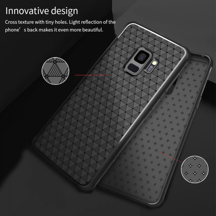 Nillkin Weave case for Samsung Galaxy S9 (5.8), Galaxy S9 Plus (6.2)