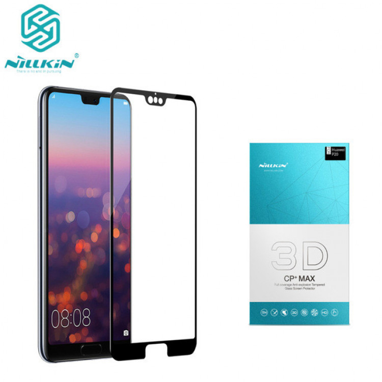Nillkin glass screen protector for Huawei P20 (5.8), P20 pro (6.1) (index CP+MAX)