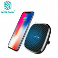 Nillkin QI car magnetic wireless charger for Apple iPhone X, iPhone 8, iPhone 8 Plus, Samsung Galaxy S9, Galaxy S9 Plus