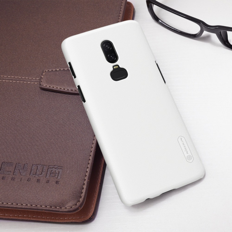 Nillkin Super Frosted Shield Case for Oneplus 6 (6.28)