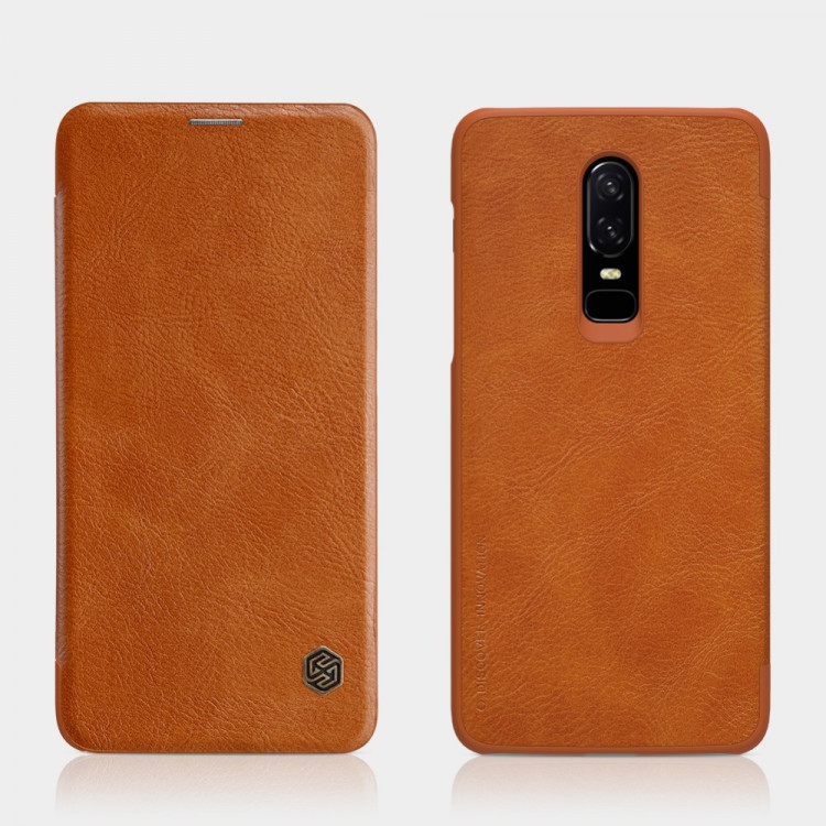 Nillkin Qin case for Oneplus 6 (6.28)