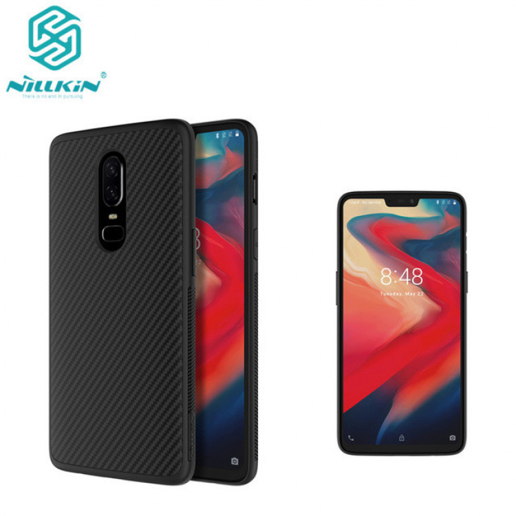 Nillkin Synthetic Fiber Case for Oneplus 6, One plus 6 (6.28)