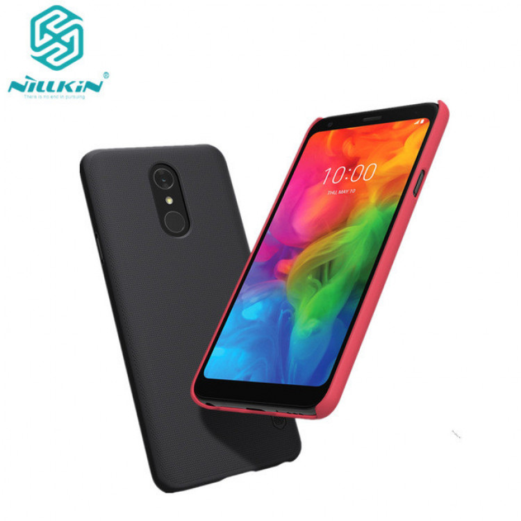 Nillkin super frosted shield case for LG Q7 (5.5)