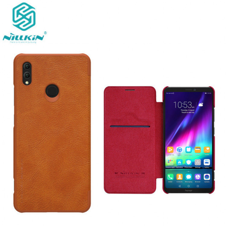 size 40 f5364 23b2d Nillkin Qin case for Huawei Honor Note 10 (6.95)