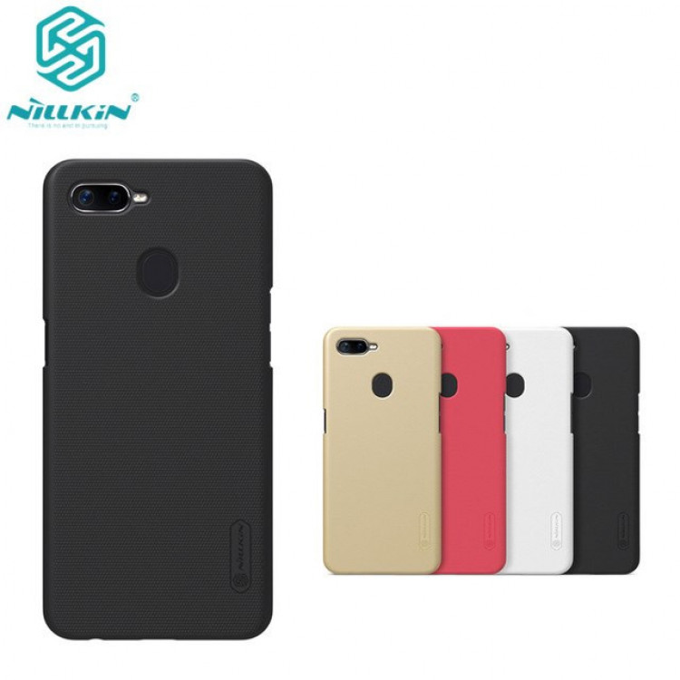 huge selection of 10216 d29ec Nillkin super frosted shield case for OPPO F9, OPPO F9 pro
