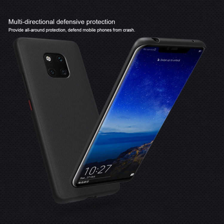 Nillkin Super Frosted Shield Case For Huawei Mate 20 Pro 6 39 Us