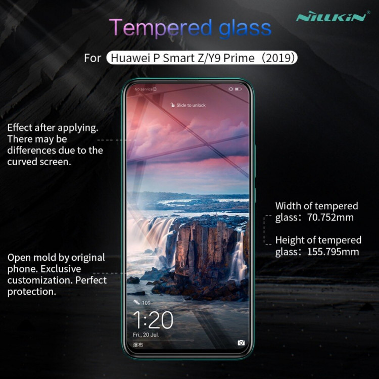 Nillkin glass screen protector for Huawei P Smart Z, Y9 Prime 2019 (index  H+PRO)